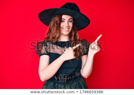 Woman in Costume stock photo © piedmontphoto