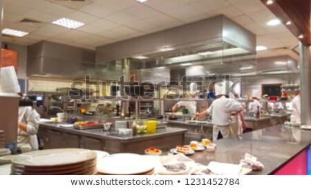 kitchen 5 stock photo © Paha_L