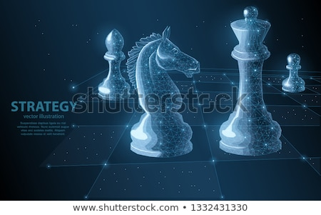 chess opening stock photo © ajlber