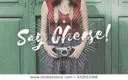 foto · presenteren · schuldenaar · business · geld · man - stockfoto © stockyimages