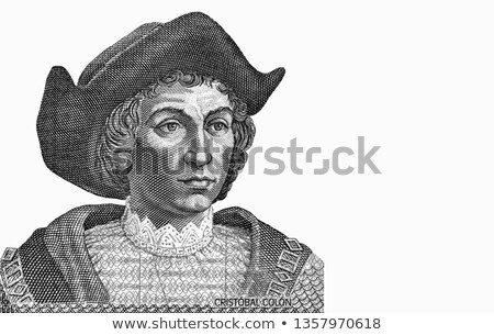 Christopher Columbus Stock photo © Snapshot