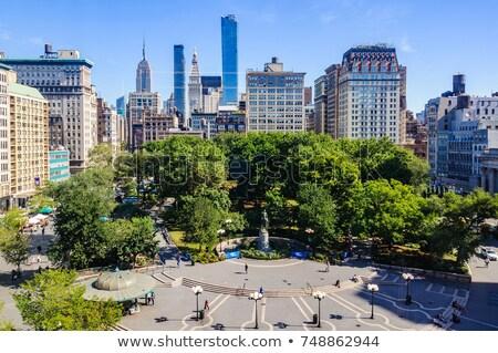 Union Square, NYC Stock photo © ArenaCreative