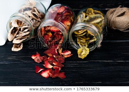 fruits in glass stock photo © smuki