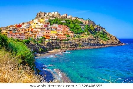 Castelsardo, Sardinia Stock photo © diego_cervo