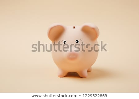 Stock photo: Money accumulation concept.