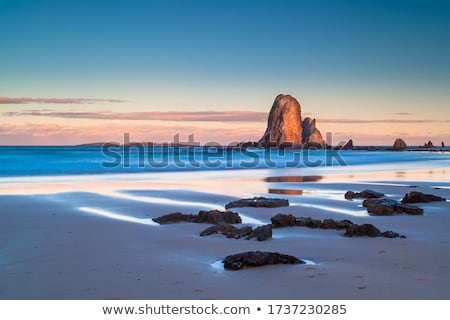 Glasshouse Rocks Narooma Stock photo © lovleah