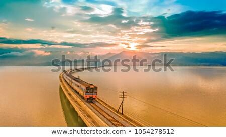 Pa Sak Jolasid Dam Stock photo © stoonn