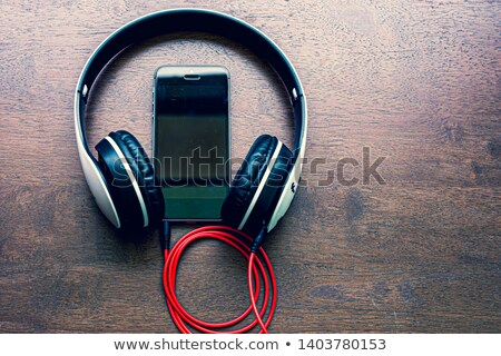 A tablet computer on a desk - Culture and Entertainment Stock photo © Zerbor