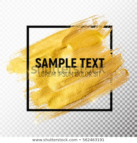 Gold Background With Squares Stock photo © derocz