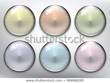submit glossy shiny circular vector button stock photo © rizwanali3d