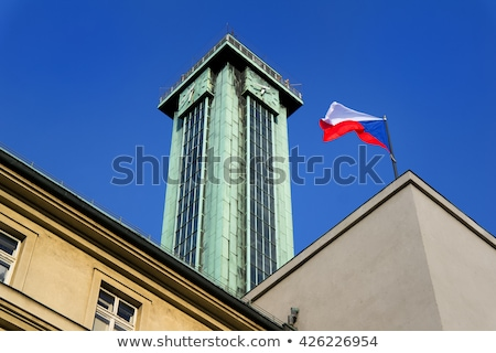 New City Hall in Ostrava Stock photo © benkrut