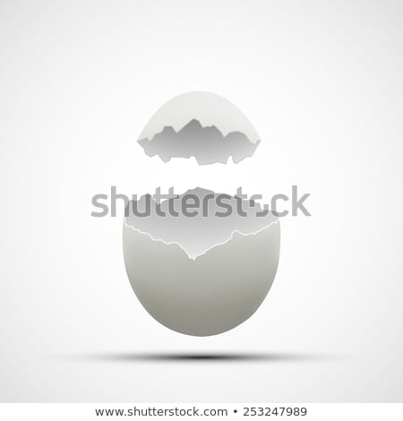 Easter Egg Surprise Discovery Stock photo © Lightsource