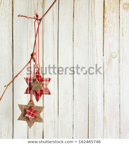Beyaz ahşap doku arka kopyalamak ışık arka plan Stok fotoğraf © Yatsenko