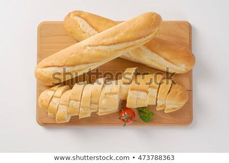short French baguettes Stock photo © Digifoodstock