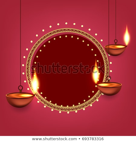 stylish diwali offers and sale banner design stock photo © sarts