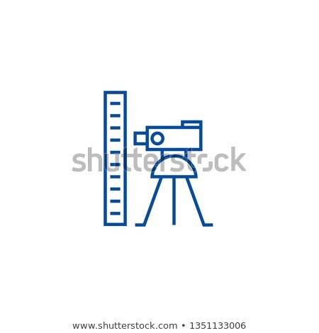 Gruntów człowiek osoby plantacja Zdjęcia stock © robuart