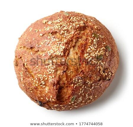 Sourdough bread loaf  Stock photo © grafvision