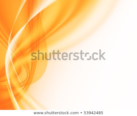 orange abstract background with blend Stock photo © gladiolus