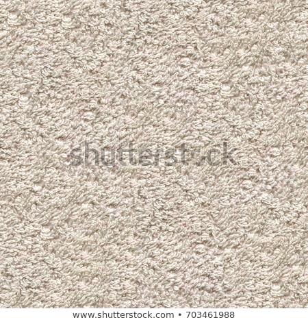 Blue fabric - seamless tileable texture stock photo © mobi68