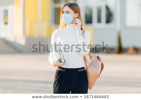 Woman dusting Stock photo © photography33