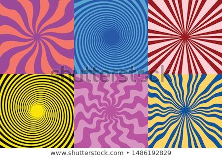 Spiral vector background Stock photo © krabata
