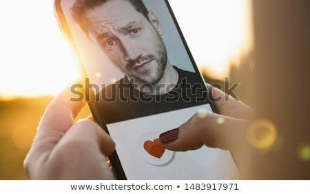 Search For Love Stock photo © Lightsource