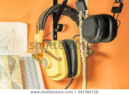Massive Audio Wall Stock photo © eyeidea