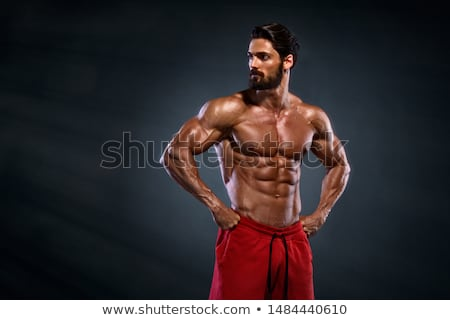 Body builder Stock photo © stokkete