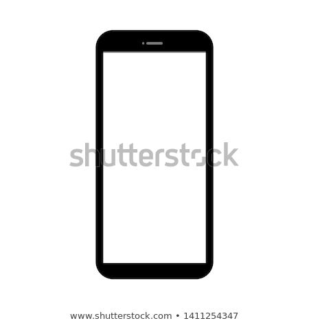 satélite · comunicações · isolado · branco · 3D - foto stock © frameangel