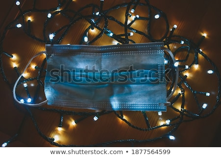 Merry x-mas to all... Stock photo © stockyimages