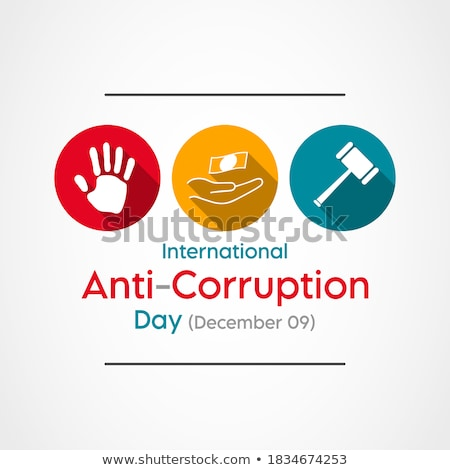 anti-corruption day Stock photo © nito