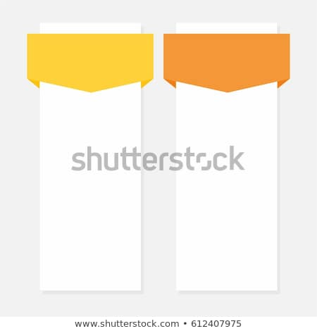 two columns on a white background Stock photo © ozaiachin
