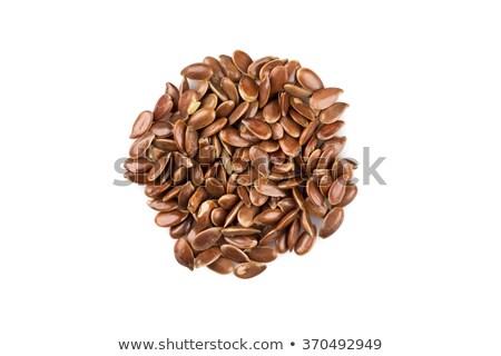 Barna magok gazdag forrás egészséges kövér Stock fotó © Digifoodstock