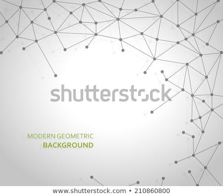Dijital oluşturulan görüntü büyük veri karmaşık Stok fotoğraf © pikepicture