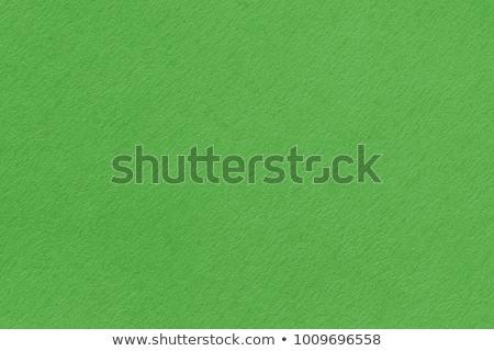 Zöld papír textúra újrahasznosított papír természet háttér Stock fotó © ivo_13