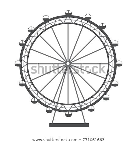 Big wheel Stock photo © leeser