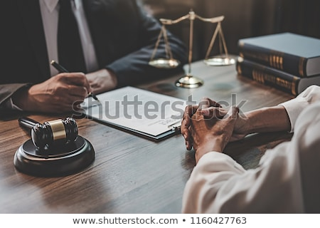Office of Attorney Stock photo © photography33