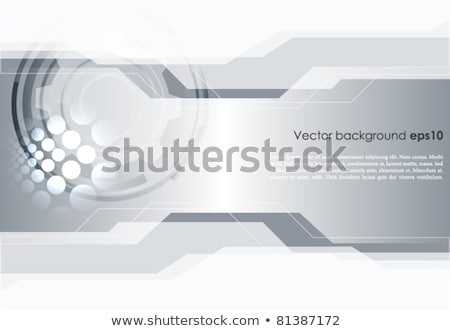 Grunge abstract hi-tech background. Vector illustration Stock photo © leonido