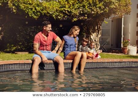dip in the pool by dahl