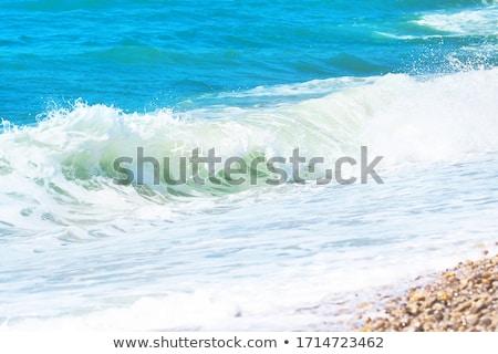 エンドレス · プール · 水 · 青空 · 明るい · 太陽 - ストックフォト © nneirda