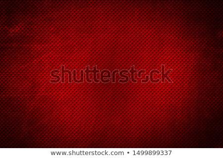 Metal pintado rojo diseno pintura arte Foto stock © meinzahn