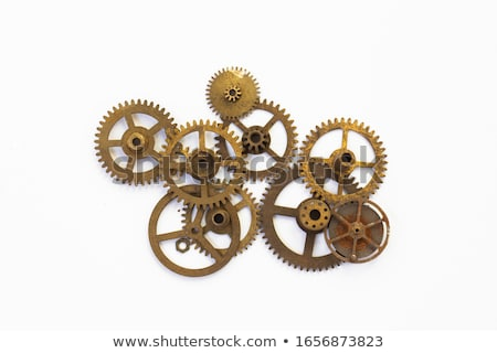 clockwork mechanism stock photo © andromeda
