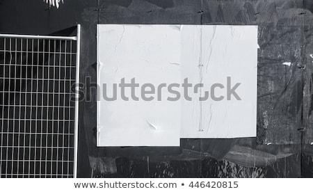 家賃 グランジ ポスター 古い お金 紙 ストックフォト © tashatuvango
