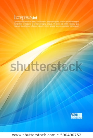 abstract flowing heat Stock photo © clearviewstock