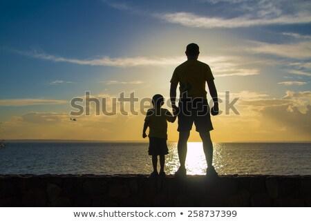 bacaklar · plaj · detay · erkek · ayaklar · dalga - stok fotoğraf © meinzahn