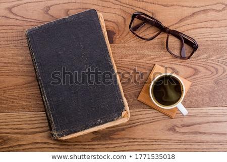 Edad nota libro documentos Foto stock © 5xinc