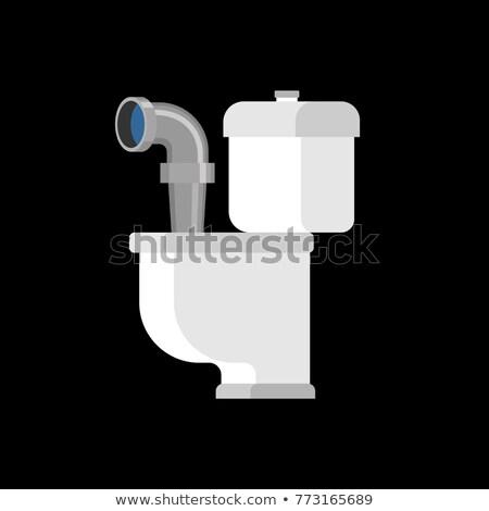 Tengeralattjáró wc wc tenger terv óceán Stock fotó © MaryValery
