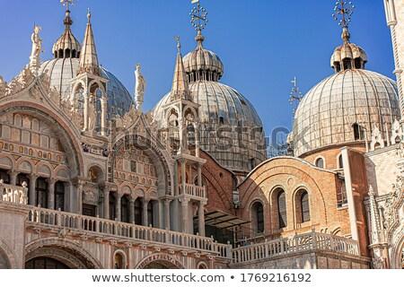 Bazylika święty ocena Wenecja słynny budynku Zdjęcia stock © vapi