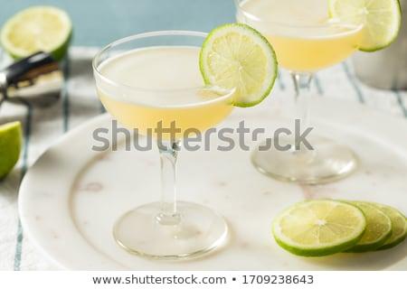 cocktail gimlet stock photo © sahua