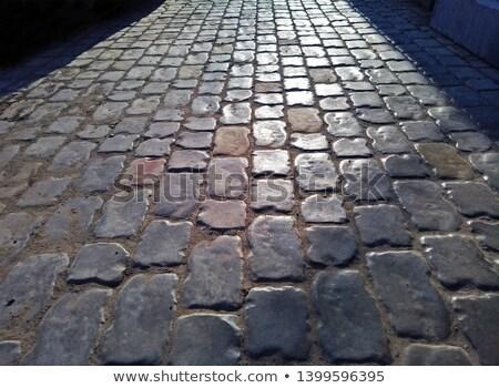 graniet · rock · steen · textuur · muur · abstract - stockfoto © balefire9